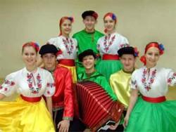Танец Кадриль