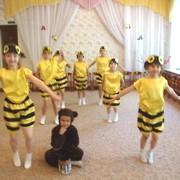 Медведь и пчелы (театрализованный танец)