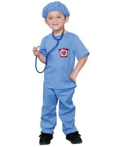 Мальчик-врач