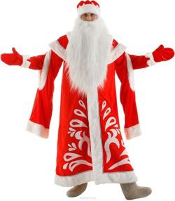 Дед Мороз пляшет