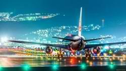 Самолет Елка