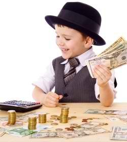 Юный банкир