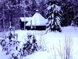 Зима-красавица