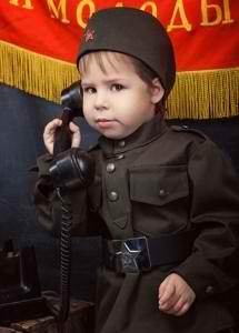 Юная радистка