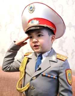 Юный офицер