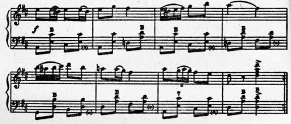 Топ, топ, сапожок (ноты) 2