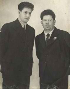 Братья Даниил и Дмитрий Покрасс
